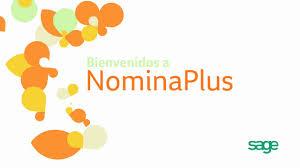 Nóminas y nominaplus