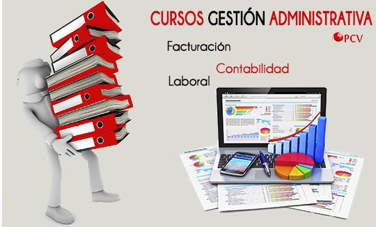 curso de gestion administrativa, contable y laboral