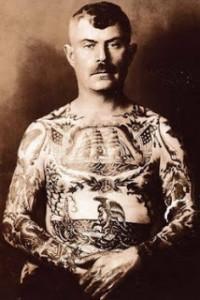 marinero tatuado