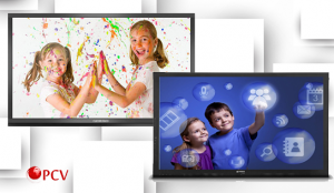monitores interactivos clevertouch