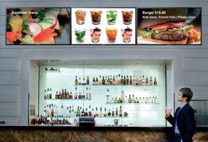 publicidad visual hosteleria