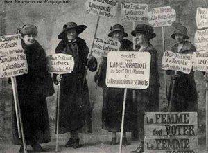 derechos de la mujer