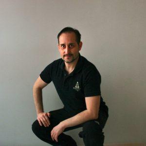 Tino García Pilates para hernia discal