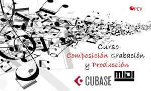 curso de composicion y grabacion con midi cubase