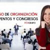 Curso Organización de Eventos