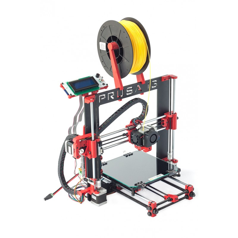 impresora 3d bq prusa