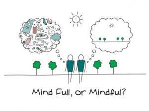 se consciente con mindfulness