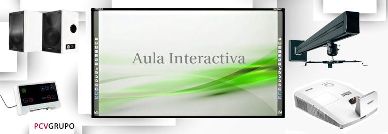 AULA INTERACTIVA HITACHI FX79 CON D755WT