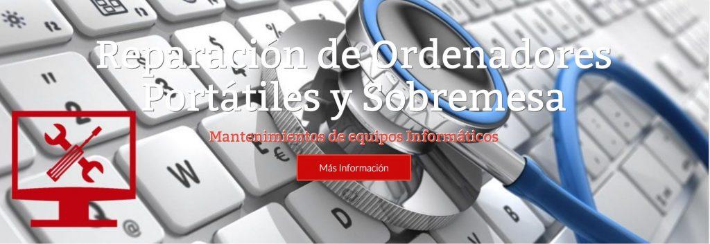 Reparacion de Ordenadores en Vivalvaro y Madrid