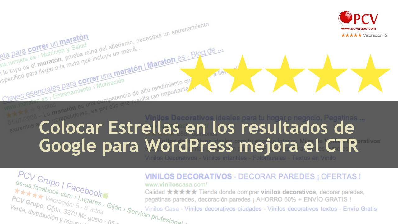estrellas-google-wordpress