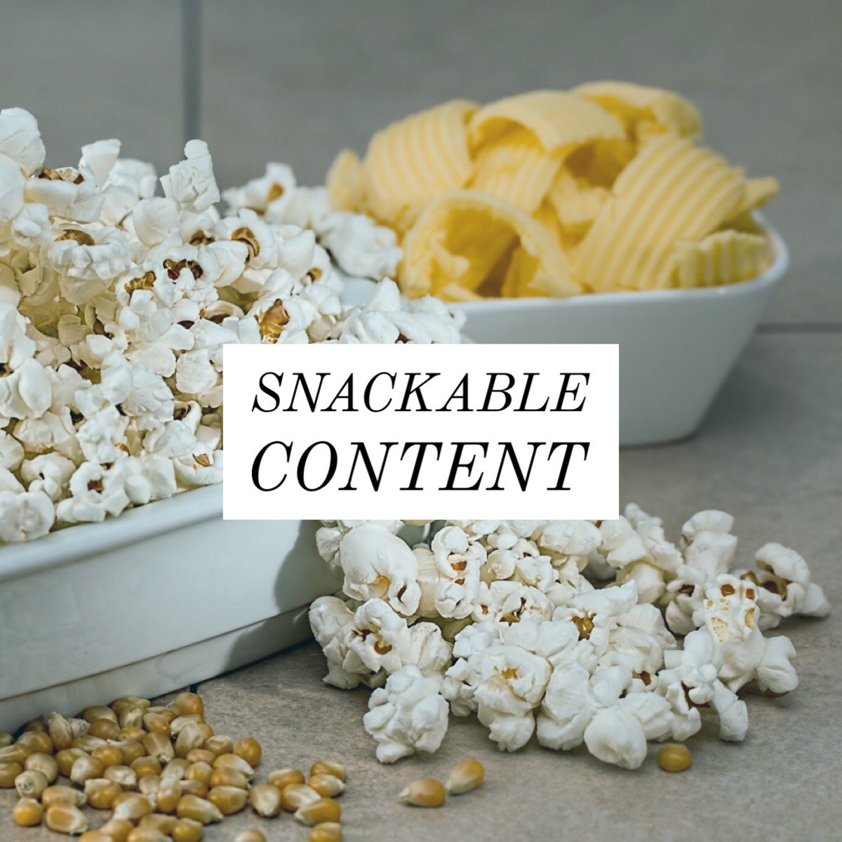 snackable-content
