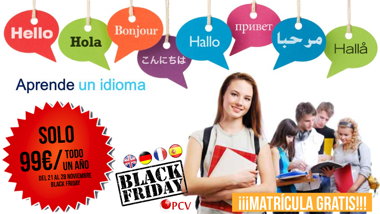 idiomas-black-friday