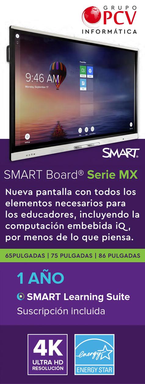 SMART Board® serie MX