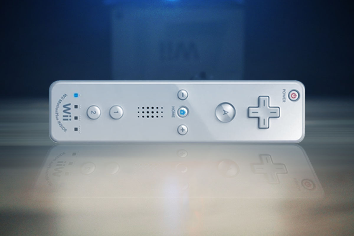 Pizarra digital de bajo coste con mando Nintendo Wii