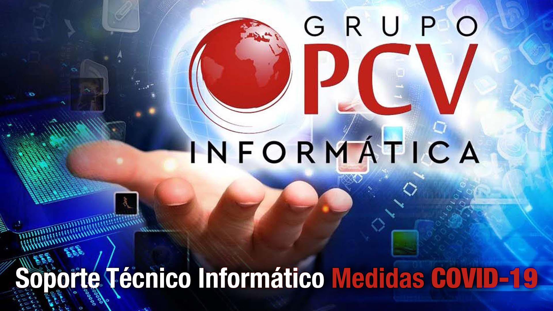 Soporte Técnico Informático Medidas COVID-19